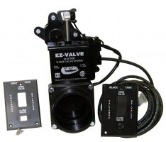 Electric Waste Valves & Cable Valves