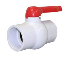 Compact Ball Valves, Single Handle