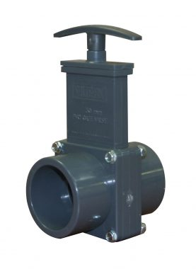 Metric Gate Valves