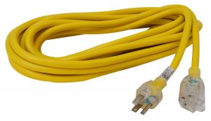 Indoor/Outdoor Led Extension Cords