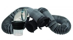Silverback Sewer Hose Kits and Extentions
