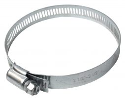 Galvanized Steel Hose Clamps