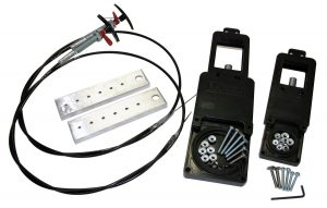 Cable Actuated Waste Valve Kit