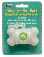 Glow-n-Dark Doggy Pick-Up Bag Dispenser & Refills