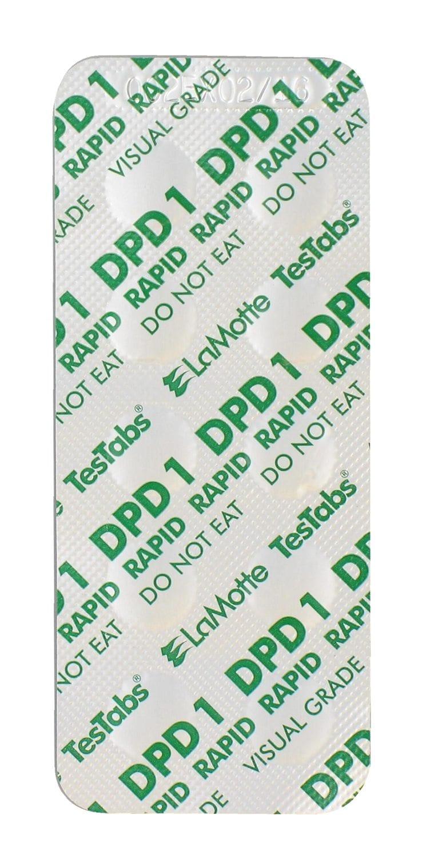 1 Dpd Rapid Dissolve 10 Tabs Per Strip Priced Per Strip