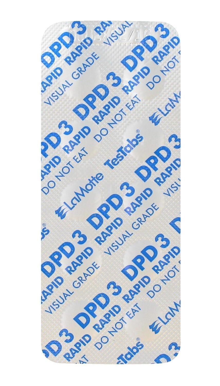 3 Dpd Rapid Dissolve 10 Tabs Per Strip Priced Per Strip