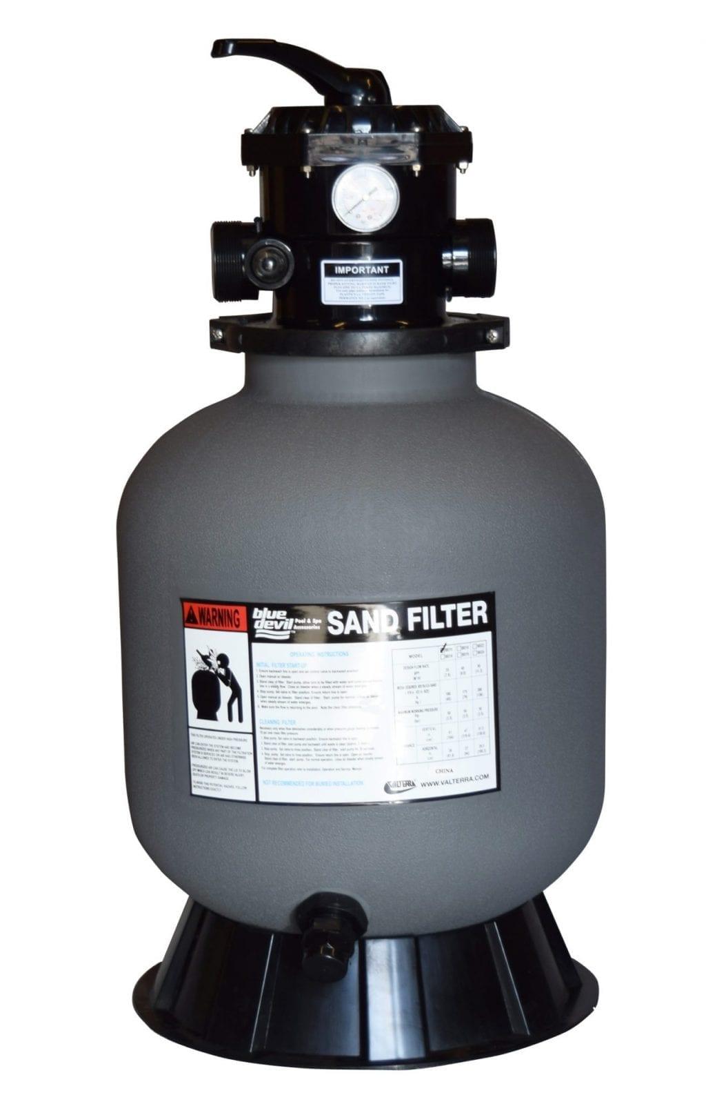 Sand filter quot valterra