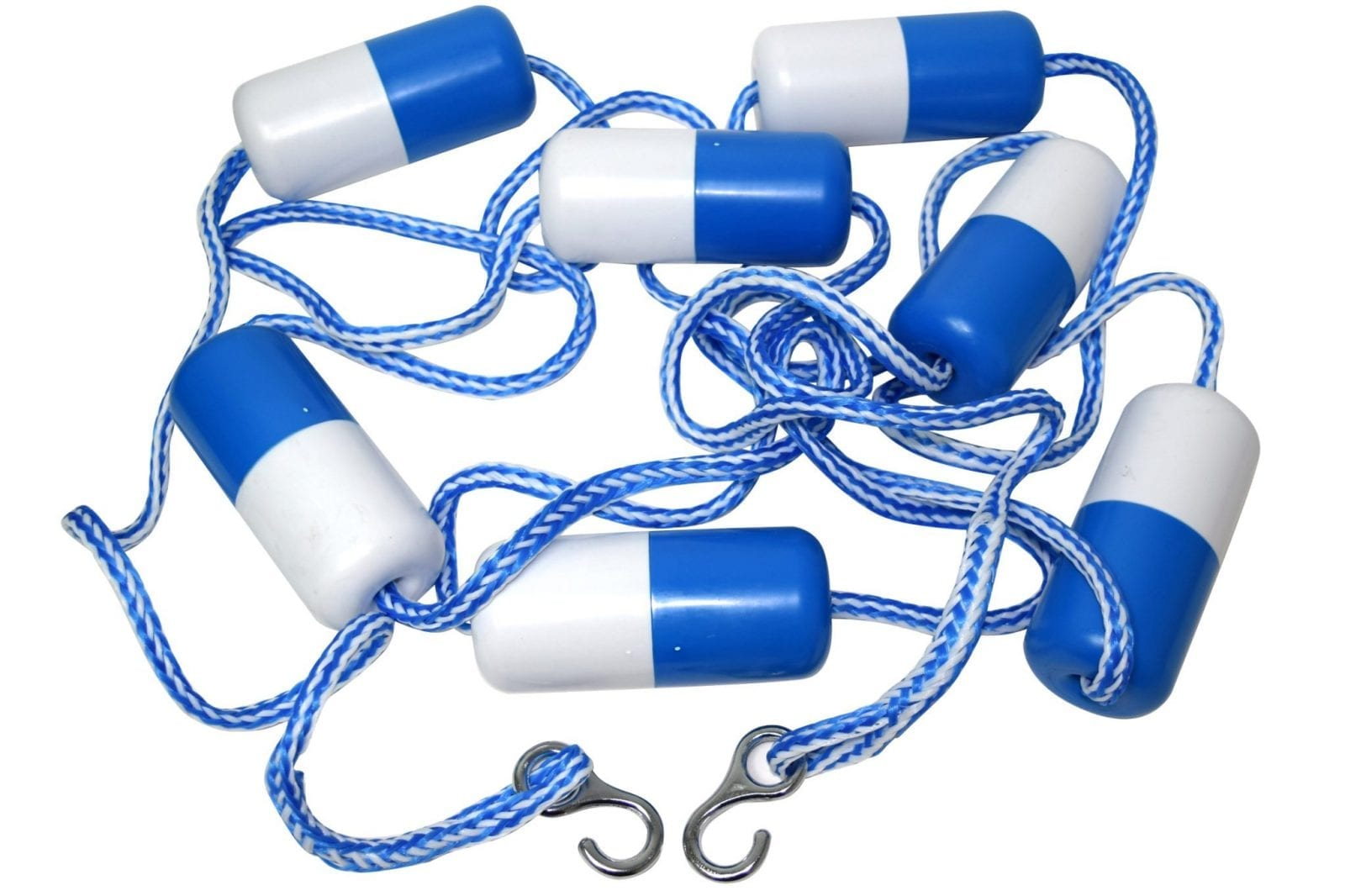 Pool Rope 18 W Floats 2 1 2 Quot X 5 Quot Polybagged