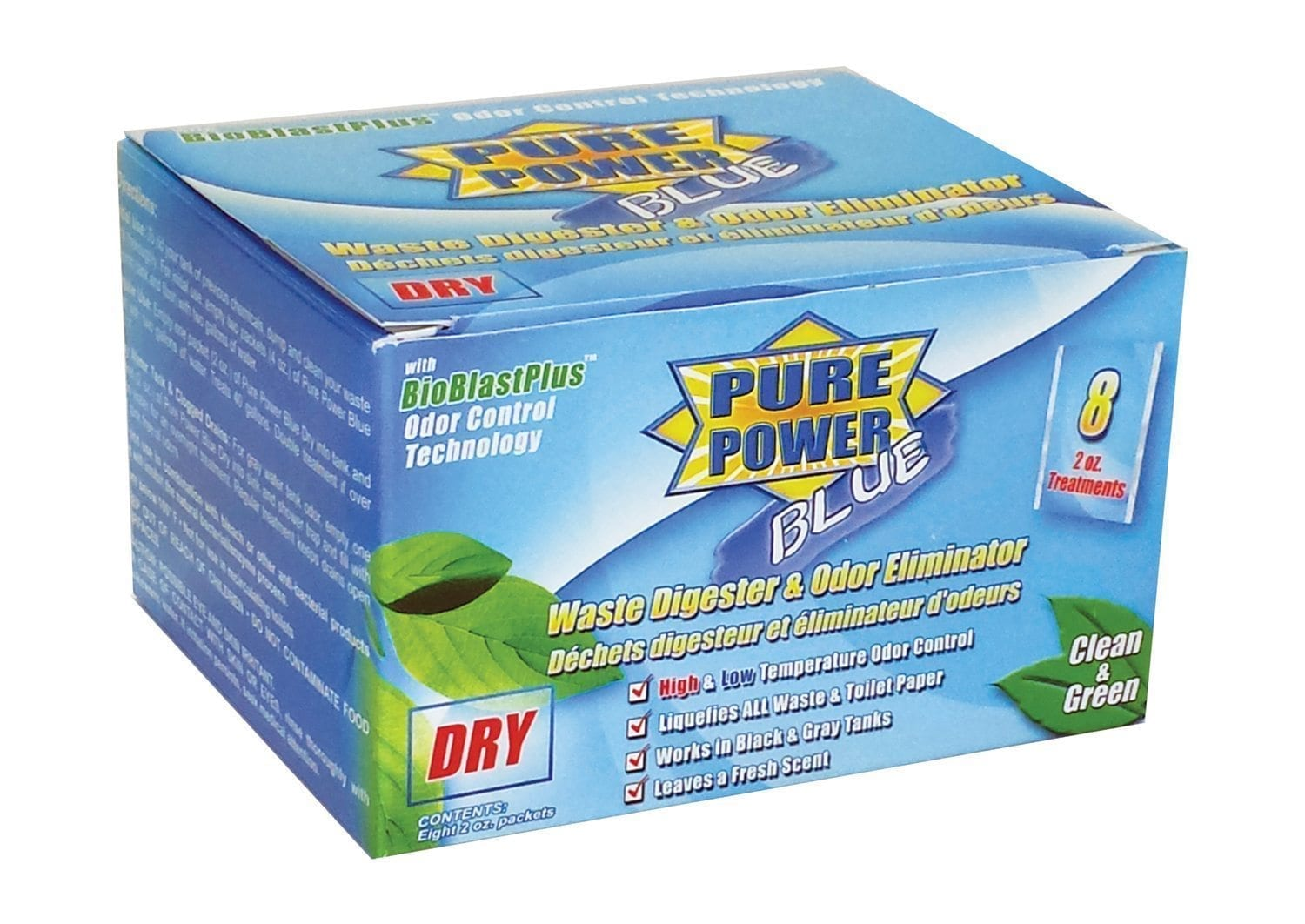 Valterra Pure Power Blue, Dry