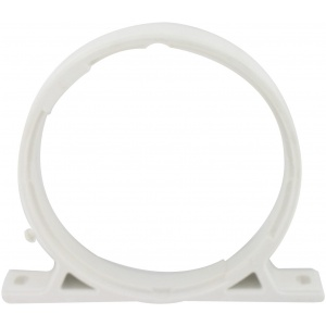 Saddle For EZ Hose Carrier, White, Bulk