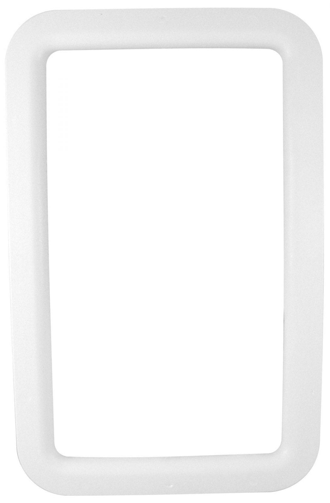 Window Frame Exterior White Boxed