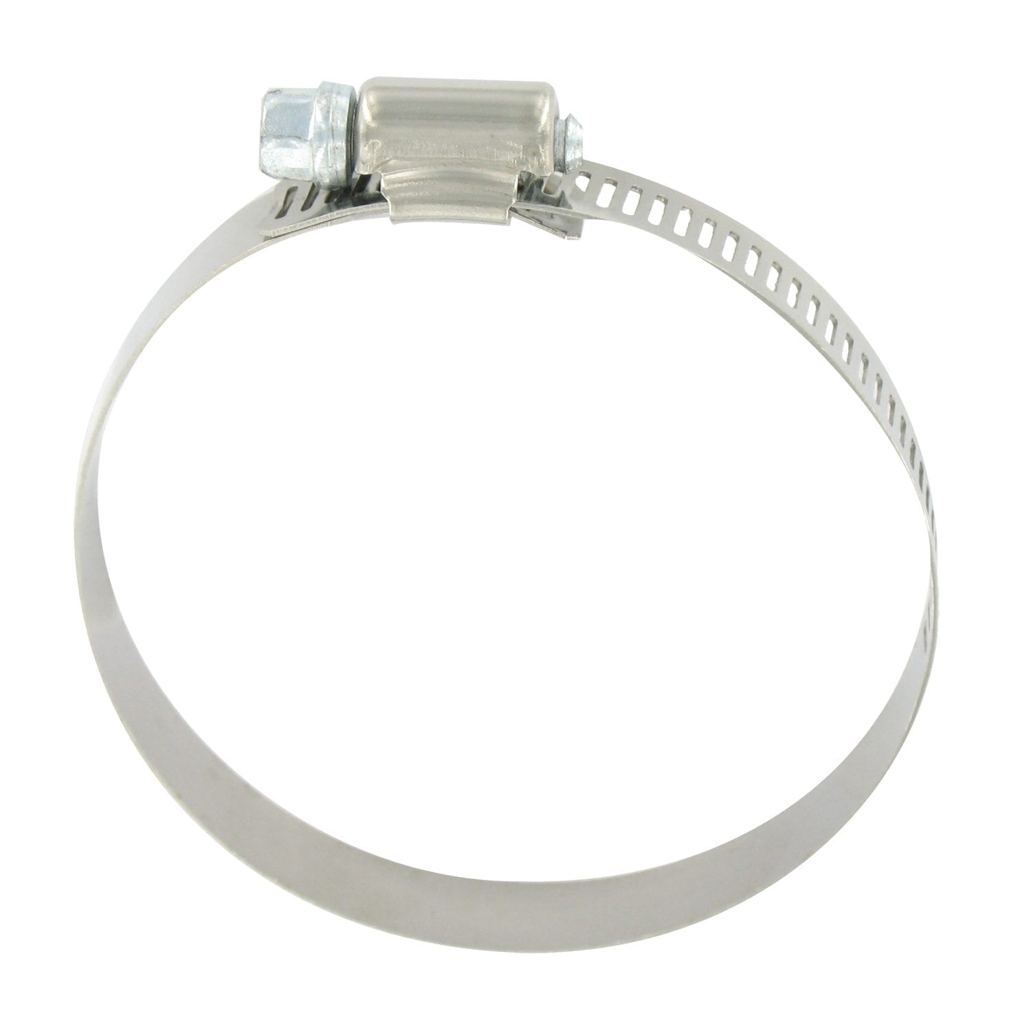Hose clamp stainless steel quot bagged