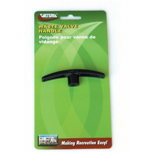 Bladex™ Valve Handle, Plastic, Carded