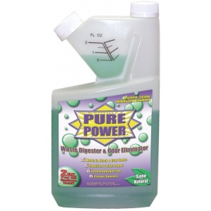Pure Power Green, 32 oz. Self-Measuring Bottle