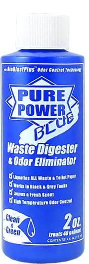 Pure Power Blue, 4 oz. Bottle