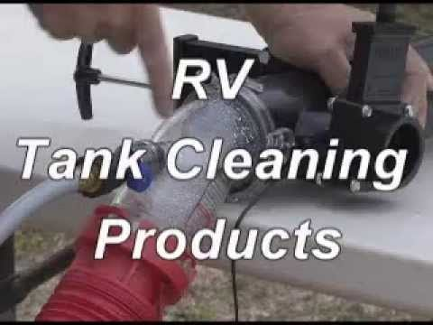 Valterra RV Tank Cleaning Products
