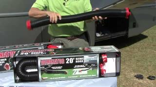 Dominator Sewer Hoses