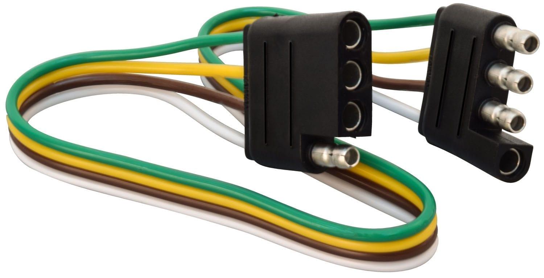 Mighty Cord 4-Way Harness Car-Trailer End, 1\', Bulk - Valterra.com ...