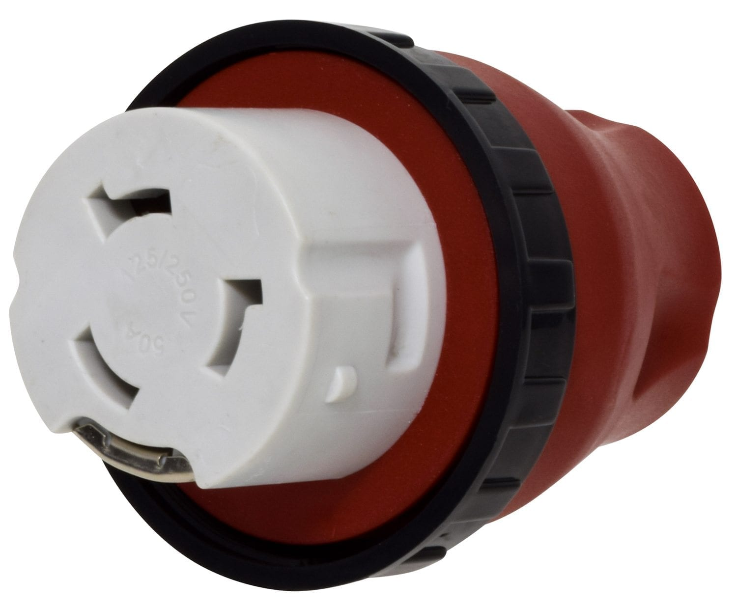 mighty cord 15a-50a detachable adapter plug, bulk