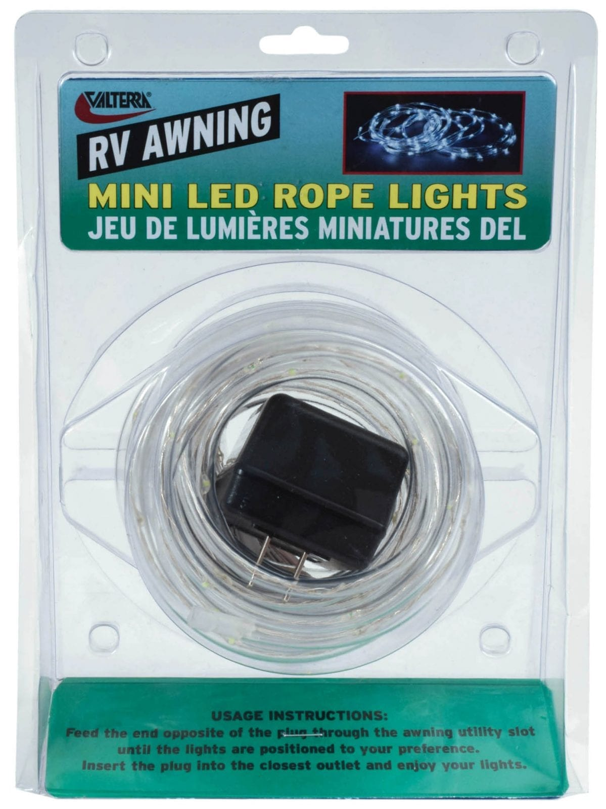 Mini Led Rv Rope Lights 16 Carded