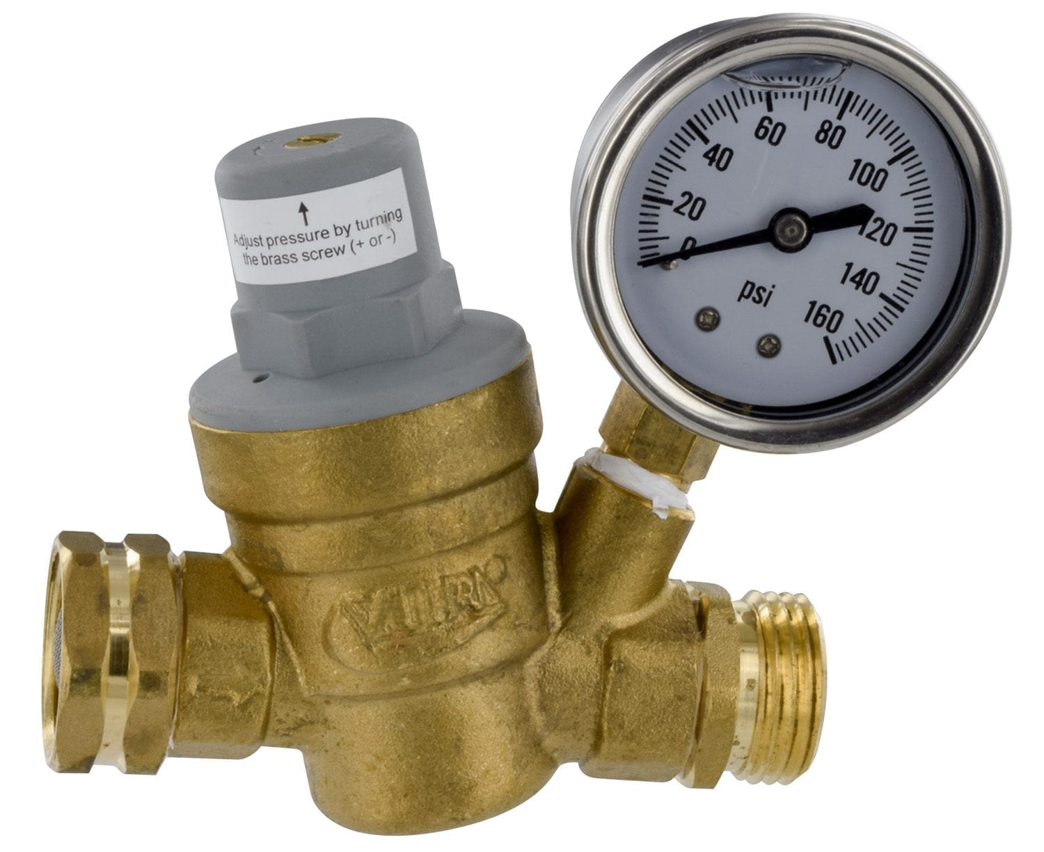 Valterra Adjustable RV Water Pressure Regulators