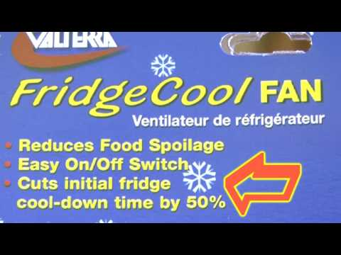 Fridge Cool Fan