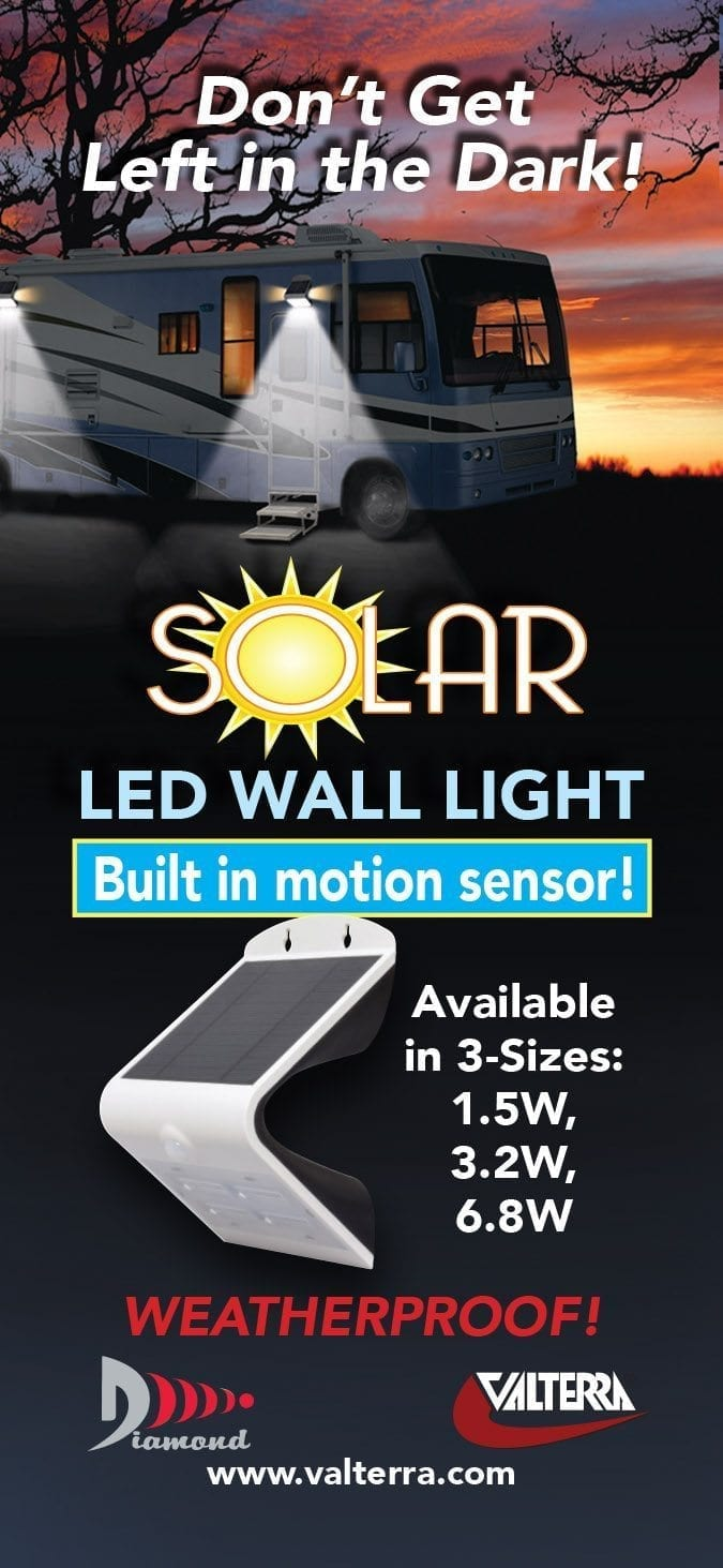 Solar LED Lights – Feb 2018