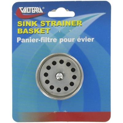 Sink Strainer Basket, Carded