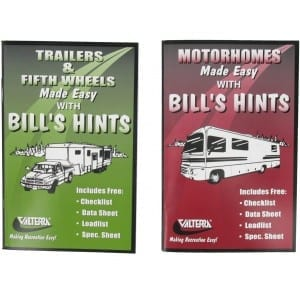 Motorhomes Made Easy Booklet