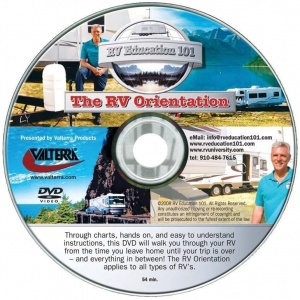 RV Orientation DVD