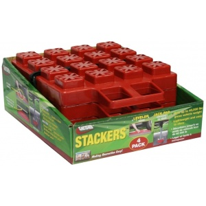 Stackers, 4pk, Boxed
