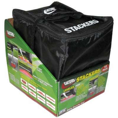 Stackers, 10pk With Bag, Boxed
