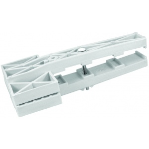 Awning Saver Clamps, White, 2 per Box