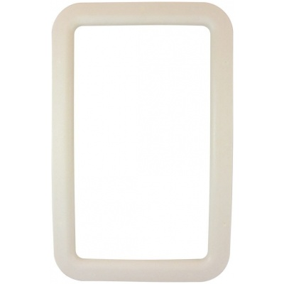 Window Frame, Exterior, Ivory, Boxed