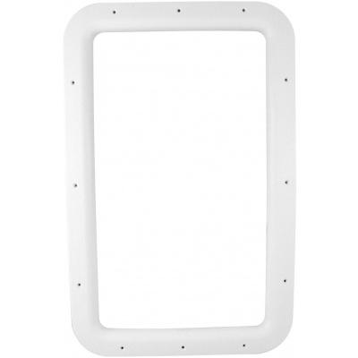 Window Frame, Interior, White, Boxed