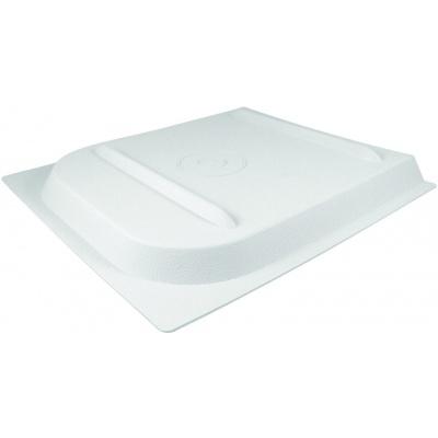 P Series Slide, White, Boxed