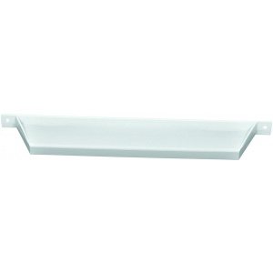 P Series Handle, White, Poly Bag with Header Card