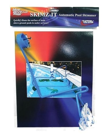Skimz-It, Bracket Only, For Above Ground Pools, Polybagged W/Header Card