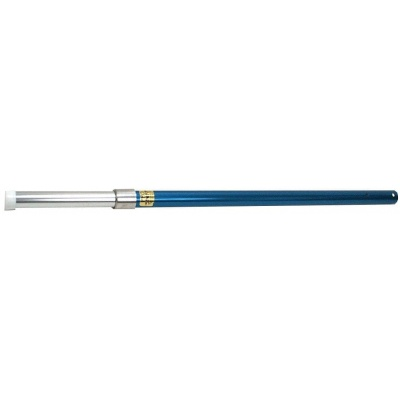Telescoping Pole, 2 Section, Metal Cam & Collar W/End Cap, 8′ To 16′