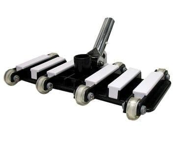 Flex Vacuum, 14″ (4 Lbs, 10 Oz), Adjustable Ball Bearing Wheels, Metal Handle, Bulk