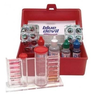 5-Way DPD – Chlorine/Bromine, #1 & #3, Ph, Alkalinity & Acid Demand, Boxed