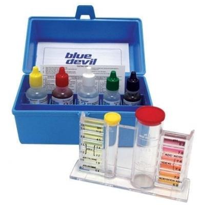 5-Way OTO – Chlorine/Bromine, Ph, Alkalinity & Acid Demand, Boxed
