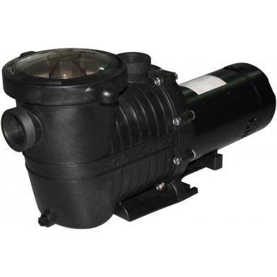 In Ground Pool Pump, 2 Speed, 1-1/2 HP/.26 HP, 230 Voltage, 1-1/2″ Pipe Size