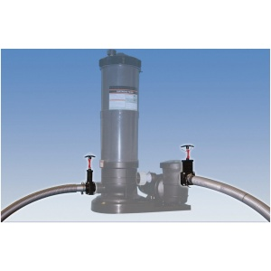Filtration Hook-Up Kit For Cartridge Filter & Pump Combo