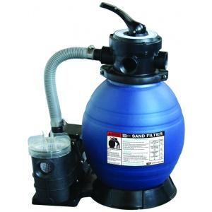 Sand Filter, 12″ W/.35 HP Pump