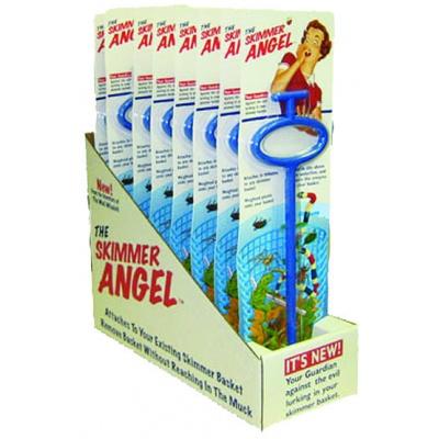 The Skimmer Angel®, Skimmer Basket Handle Attachment