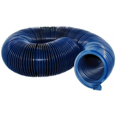 Quick Drain Hose, Standard, 10′, Blue, Bagged