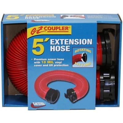 EZ Coupler Extension Hose, 5′, Boxed