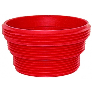 EZ Coupler Sewer Thread Attachment, Red, Carded