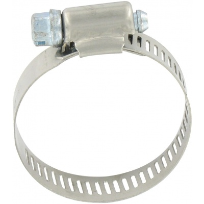 Hose Clamp #20, Stainless Steel, 3/4″ x 1-3/4″